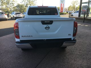 2020 Nissan Navara D23 S4 MY20 SL White 6 Speed Manual Utility