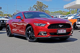 2015 Ford Mustang FM Fastback Red 6 Speed Manual Fastback.
