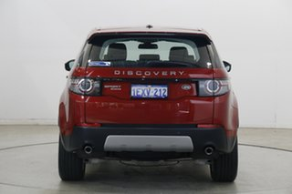 2015 Land Rover Discovery Sport L550 16MY HSE Deep Red 9 Speed Sports Automatic Wagon