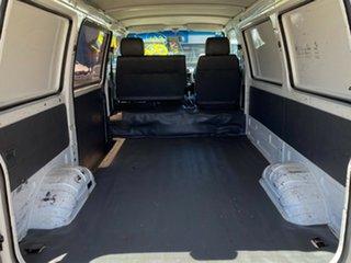 2002 Ford Econovan JH SWB White 5 Speed Manual Van