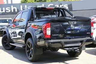 2019 Nissan Navara D23 S4 MY19 N-TREK Black 7 Speed Sports Automatic Utility.