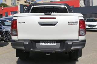 2020 Toyota Hilux GUN126R SR5 Double Cab White 6 Speed Sports Automatic Cab Chassis