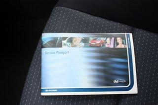 2010 Hyundai Getz TB MY09 SX Green 5 Speed Manual Hatchback