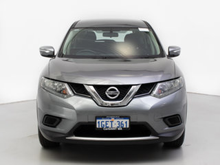 2017 Nissan X-Trail T32 Series 2 ST (2WD) Grey Continuous Variable Wagon.