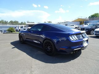 2018 Ford Mustang FN 2018MY GT Fastback SelectShift Kona Blue 10 Speed Sports Automatic Fastback