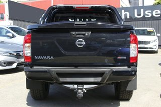 2019 Nissan Navara D23 S4 MY19 N-TREK Black 7 Speed Sports Automatic Utility