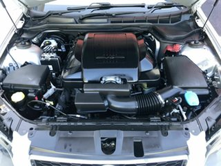 2012 Holden Ute VE II SV6 Thunder Silver 6 Speed Sports Automatic Utility