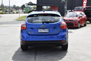 2013 Ford Focus LW MkII Ambiente Blue 5 Speed Manual Hatchback