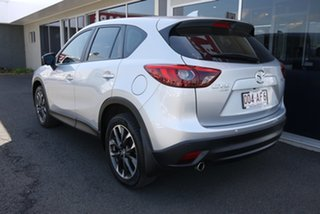 2016 Mazda CX-5 KE1022 Akera SKYACTIV-Drive i-ACTIV AWD Silver 6 Speed Sports Automatic Wagon
