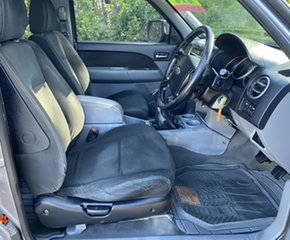 2010 Ford Ranger PK XLT Crew Cab Black 5 Speed Manual Double Cab Pick Up