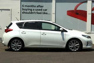 2014 Toyota Corolla ZRE182R Levin S-CVT ZR White 7 Speed Constant Variable Hatchback
