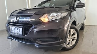 2017 Honda HR-V MY16 VTi Grey 1 Speed Constant Variable Hatchback.
