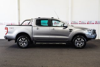 2016 Ford Ranger PX MkII MY17 XLT 3.2 (4x4) Silver 6 Speed Automatic Double Cab Pick Up