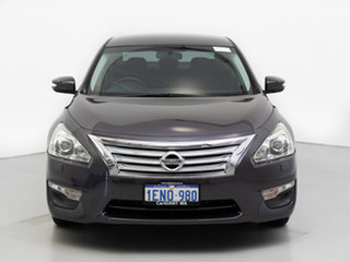 2014 Nissan Altima L33 ST Grey Continuous Variable Sedan.