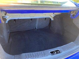 2010 Ford Fiesta WT LX Blue 6 Speed Automatic Sedan
