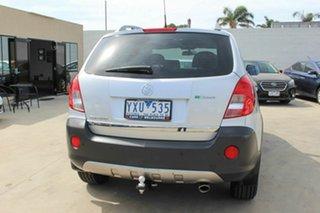 2012 Holden Captiva CG Series II 5 AWD Silver 6 Speed Sports Automatic Wagon
