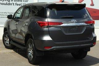 2018 Toyota Fortuner GUN156R GXL Dark Grey 6 Speed Automatic Wagon.