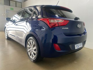 2012 Hyundai i30 GD Active Blue 6 Speed Automatic Hatchback