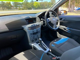 2009 Holden Astra AH MY09 CD Grey 4 Speed Automatic Hatchback