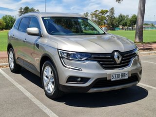 2016 Renault Koleos HZG Zen X-tronic Beige 1 Speed Constant Variable Wagon.