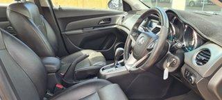 2010 Holden Cruze JG CDX Silver 6 Speed Sports Automatic Sedan