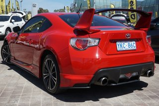 2013 Toyota 86 ZN6 GTS Red 6 Speed Manual Coupe