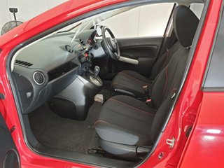 2012 Mazda 2 DE10Y2 MY12 Maxx Red 4 Speed Automatic Hatchback