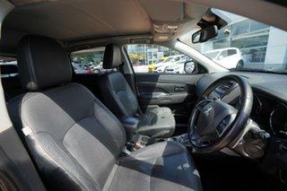 2013 Mitsubishi ASX XB MY14 Aspire (4WD) Black Continuous Variable Wagon