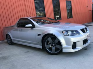 2012 Holden Ute VE II SV6 Thunder Silver 6 Speed Sports Automatic Utility.