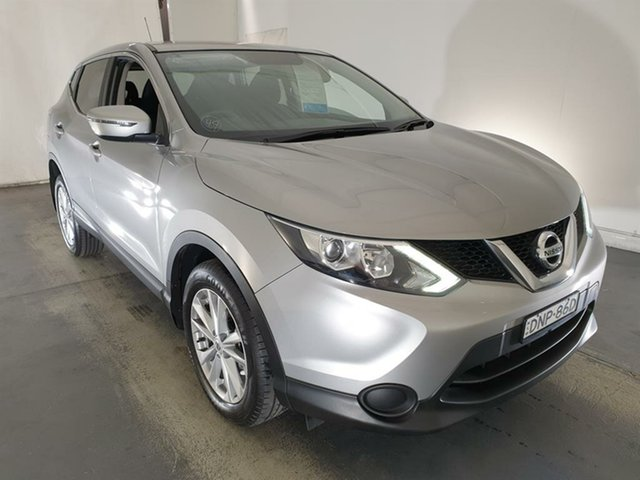Used Nissan Qashqai J11 ST Maryville, 2016 Nissan Qashqai J11 ST Silver 1 Speed Constant Variable Wagon