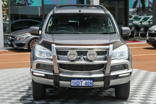 2015 Holden Colorado 7 RG MY16 LT Warm Silver 6 Speed Sports Automatic Wagon