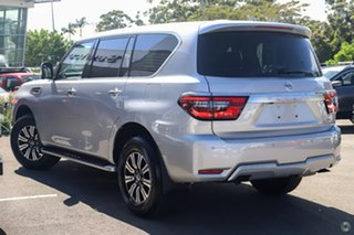 2020 Nissan Patrol TI Brilliant Silver Sports Automatic Wagon