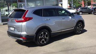 2017 Honda CR-V RW MY18 VTi-LX 4WD Silver 1 Speed Constant Variable Wagon