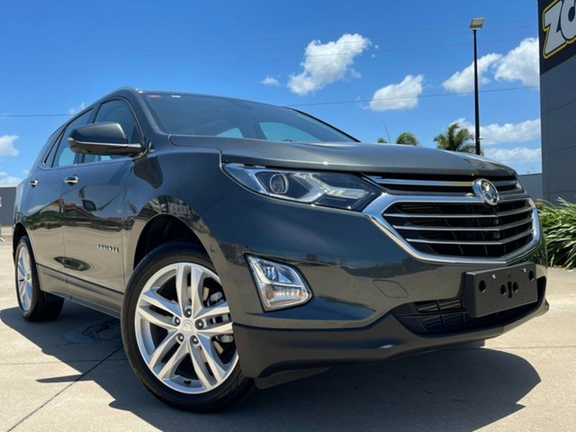 Used Holden Equinox EQ MY20 LTZ-V AWD Townsville, 2019 Holden Equinox EQ MY20 LTZ-V AWD Blue/190919 9 Speed Sports Automatic Wagon