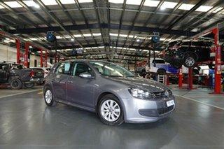 2011 Volkswagen Golf VI MY11 BlueMOTION Grey 5 Speed Manual Hatchback.