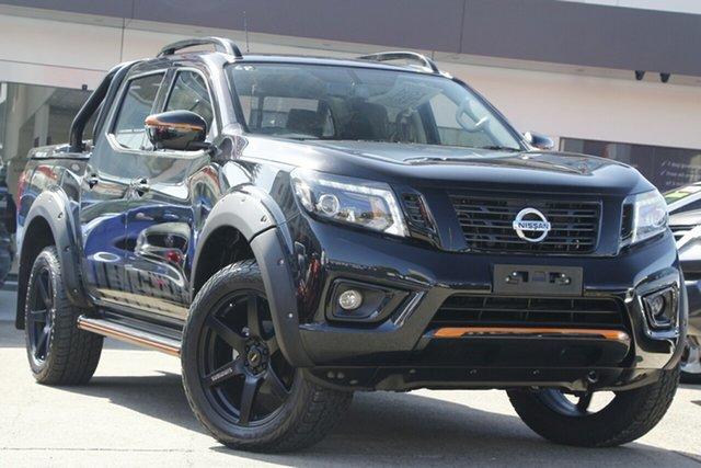 Used Nissan Navara D23 S4 MY19 N-TREK Homebush, 2019 Nissan Navara D23 S4 MY19 N-TREK Black 7 Speed Sports Automatic Utility
