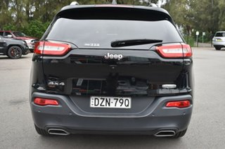 2019 Jeep Cherokee KL MY19 Longitude Black 9 Speed Sports Automatic Wagon
