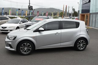 2018 Holden Barina TM MY18 LS Silver 5 Speed Manual Hatchback