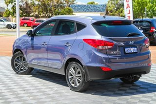 2013 Hyundai ix35 LM2 SE Blue 6 Speed Sports Automatic Wagon.