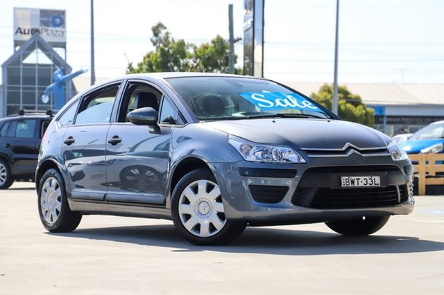 Used Citroen C4 MY09 VTi Kirrawee, 2010 Citroen C4 MY09 VTi Grey 4 Speed Automatic Hatchback