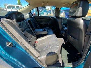 2009 Ford Falcon FG XR8 Green 6 Speed Sports Automatic Sedan