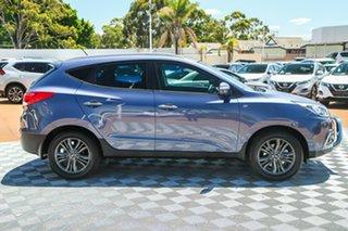 2013 Hyundai ix35 LM2 SE Blue 6 Speed Sports Automatic Wagon.