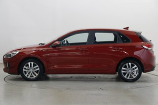 2020 Hyundai i30 PD2 MY20 Active Firey Red 6 Speed Sports Automatic Hatchback.