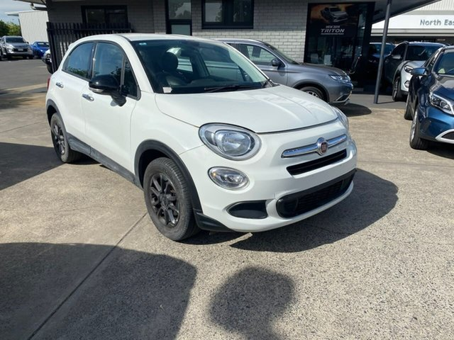 Used Fiat 500X 334 POP Hillcrest, 2015 Fiat 500X 334 POP White 6 Speed Manual Wagon