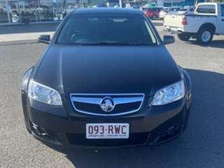 2011 Holden Berlina VE II Sportwagon Black 6 Speed Sports Automatic Wagon