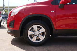 2015 Holden Trax TJ MY15 LS Red 6 Speed Automatic Wagon.