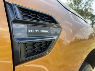 2019 Ford Ranger PX MkIII 2020.25MY Wildtrak Saber 10 Speed Sports Automatic Double Cab Pick Up