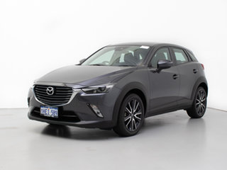 2018 Mazda CX-3 DK MY17.5 S Touring (FWD) Grey 6 Speed Automatic Wagon.