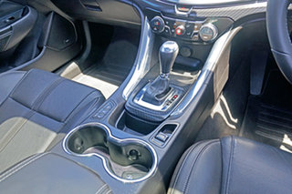 2014 Holden Commodore VF MY15 SS V Redline Black 6 Speed Sports Automatic Sedan