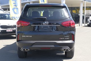 2019 LDV D90 SV9A MY19 Executive Metal Black 6 Speed Sports Automatic Wagon